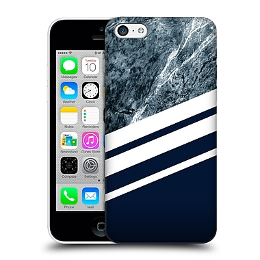 Official Nicklas Gustafsson Textures 3 Marble Navy Hard Back Case For Apple Iphone 5C