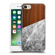 Official Nicklas Gustafsson Textures Wooden Marble Hard Back Case For Apple Iphone 7