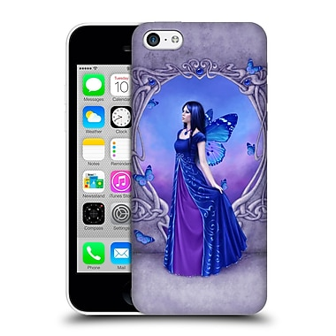 Official Rachel Anderson Birth Stone Fairies Sapphire Hard Back Case For Apple Iphone 5C