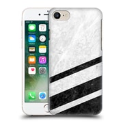 Official Nicklas Gustafsson Textures 3 White Striped Marble Hard Back Case For Apple Iphone 7
