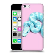 Official Paul Fuentes Animals Blue Snake Hard Back Case For Apple Iphone 5C