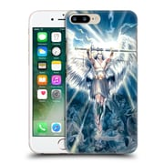 Official Ruth Thompson Angels Michael Triumphant Hard Back Case For Apple Iphone 7 Plus