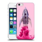 Official Paul Fuentes Pop Art Rocket Colour Hard Back Case For Apple Iphone 5 / 5S / Se