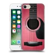 Official Nicklas Gustafsson Retro Vintage Guitar Pink Hard Back Case For Apple Iphone 7