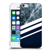 Official Nicklas Gustafsson Textures 3 Marble Navy Hard Back Case For Apple Iphone 5 / 5S / Se