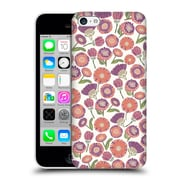 Official Pom Graphic Design Patterns Pretty Florals Hard Back Case For Apple Iphone 5C
