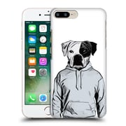 Official Nicklas Gustafsson Animals Cool Dog Hard Back Case For Apple Iphone 7 Plus