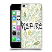 Official Pom Graphic Design Typography Inspire Hard Back Case For Apple Iphone 5C