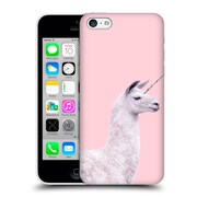Official Paul Fuentes Animals 2 Unicorn Llama Hard Back Case For Apple Iphone 5C