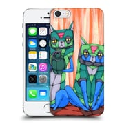 Official Ric Stultz Robotic Animals Too Close For Comfort Hard Back Case For Apple Iphone 5 / 5S / Se
