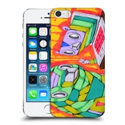 Official Ric Stultz Robotic Animals Online Relationship Hard Back Case For Apple Iphone 5 / 5S / Se
