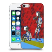 Official Ric Stultz Humanoid Robot Never Saw It Coming Hard Back Case For Apple Iphone 5 / 5S / Se