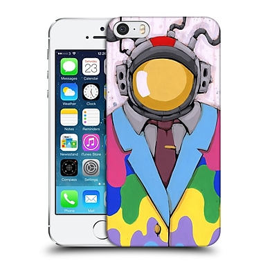 Official Ric Stultz Humanoid Robot The Dream Got Control Hard Back Case For Apple Iphone 5 / 5S / Se