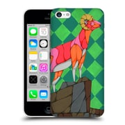 Official Ric Stultz Animals 3 To The Top Hard Back Case For Apple Iphone 5C