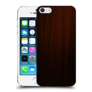 Official Nicklas Gustafsson Textures Dark Wood Hard Back Case For Apple Iphone 5 / 5S / Se