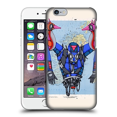 Official Ric Stultz Humanoid Robot It'S Been A Rough Year Hard Back Case For Apple Iphone 6 / 6S