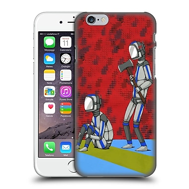 Official Ric Stultz Humanoid Robot Never Saw It Coming Hard Back Case For Apple Iphone 6 / 6S