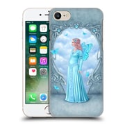 Official Rachel Anderson Birth Stone Fairies Aquamarine Hard Back Case For Apple Iphone 7
