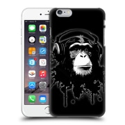 Official Nicklas Gustafsson Animals Black Monkey Business Hard Back Case For Apple Iphone 6 Plus / 6S Plus