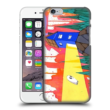 Official Ric Stultz Horror Home To The Light Hard Back Case For Apple Iphone 6 / 6S