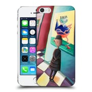 Official Rock Demarco Illustrations Art Imitates Life Hard Back Case For Apple Iphone 5 / 5S / Se