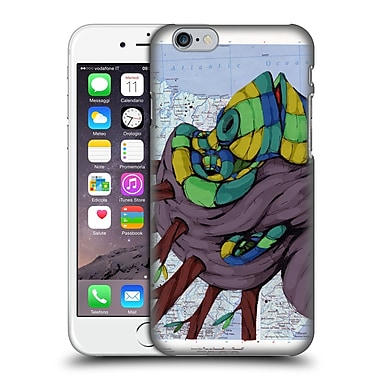 Official Ric Stultz Animals New Thoughts Branching Out Hard Back Case For Apple Iphone 6 / 6S