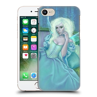 Official Rachel Anderson Fairies The Green Fairy Hard Back Case For Apple Iphone 7