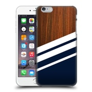 Official Nicklas Gustafsson Textures Wooden Navy Hard Back Case For Apple Iphone 6 Plus / 6S Plus