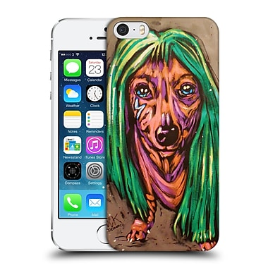 Official Rock Demarco Animals Lady Bark Bark Hard Back Case For Apple Iphone 5 / 5S / Se