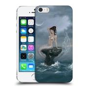 Official Rachel Anderson Mermaids Moon Tide Hard Back Case For Apple Iphone 5 / 5S / Se
