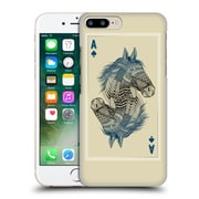 Official Rachel Caldwell Animals Horse Hard Back Case For Apple Iphone 7 Plus