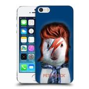 Official Pets Rock Musicians Glam Rock Hard Back Case For Apple Iphone 5 / 5S / Se