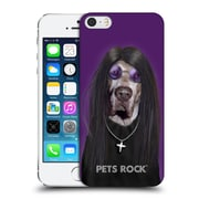 Official Pets Rock Musicians Metal Hard Back Case For Apple Iphone 5 / 5S / Se