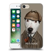 Official Pets Rock Iconic Detective Hard Back Case For Apple Iphone 7