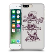 Official Rachel Caldwell Anatomy Skull Totem Hard Back Case For Apple Iphone 7 Plus