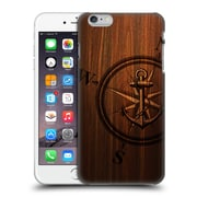 Official Nicklas Gustafsson Textures Wooden Anchor Hard Back Case For Apple Iphone 6 Plus / 6S Plus
