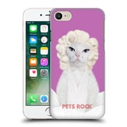 Official Pets Rock Iconic Diamonds Hard Back Case For Apple Iphone 7