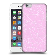 Official Project M Abstract Outline Pink Hard Back Case For Apple Iphone 6 Plus / 6S Plus