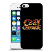 Official Ozzy Osbourne Key Art Logo Hard Back Case For Apple Iphone 5 / 5S / Se