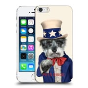 Official Pets Rock Iconic 2 Uncle Sam Hard Back Case For Apple Iphone 5 / 5S / Se