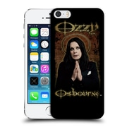 Official Ozzy Osbourne Key Art Prince Of Darkness Hard Back Case For Apple Iphone 5 / 5S / Se