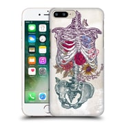 Official Rachel Caldwell Anatomy Rib Cage Hard Back Case For Apple Iphone 7 Plus
