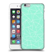 Official Project M Abstract Outline Mint Hard Back Case For Apple Iphone 6 Plus / 6S Plus