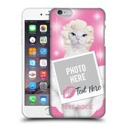 Custom Customised Personalised Pets Rock Custom Case Diamonds Hard Back Case For Apple Iphone 6 Plus / 6S Plus