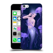Official Rachel Anderson Mermaids Bioluminescence Hard Back Case For Apple Iphone 5C