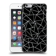 Official Project M Abstract Outline Black Hard Back Case For Apple Iphone 6 Plus / 6S Plus