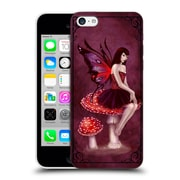 Official Rachel Anderson Pixies Amanita Muscaria Hard Back Case For Apple Iphone 5C