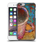 Official Rock Demarco Painted Art Coffee Hard Back Case For Apple Iphone 6 / 6S