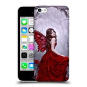 Official Rachel Anderson Fairies Winter Rose Hard Back Case For Apple Iphone 5C