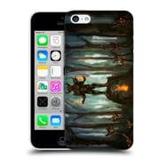 Official Joel Gratte Illustration Demon Shrine Hard Back Case For Apple Iphone 5C